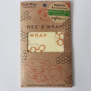 Bee's Wrap - large and medium wraps
